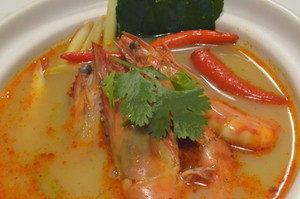 トムヤムクン|タイ料理を大宮で食べるならカンラヤ